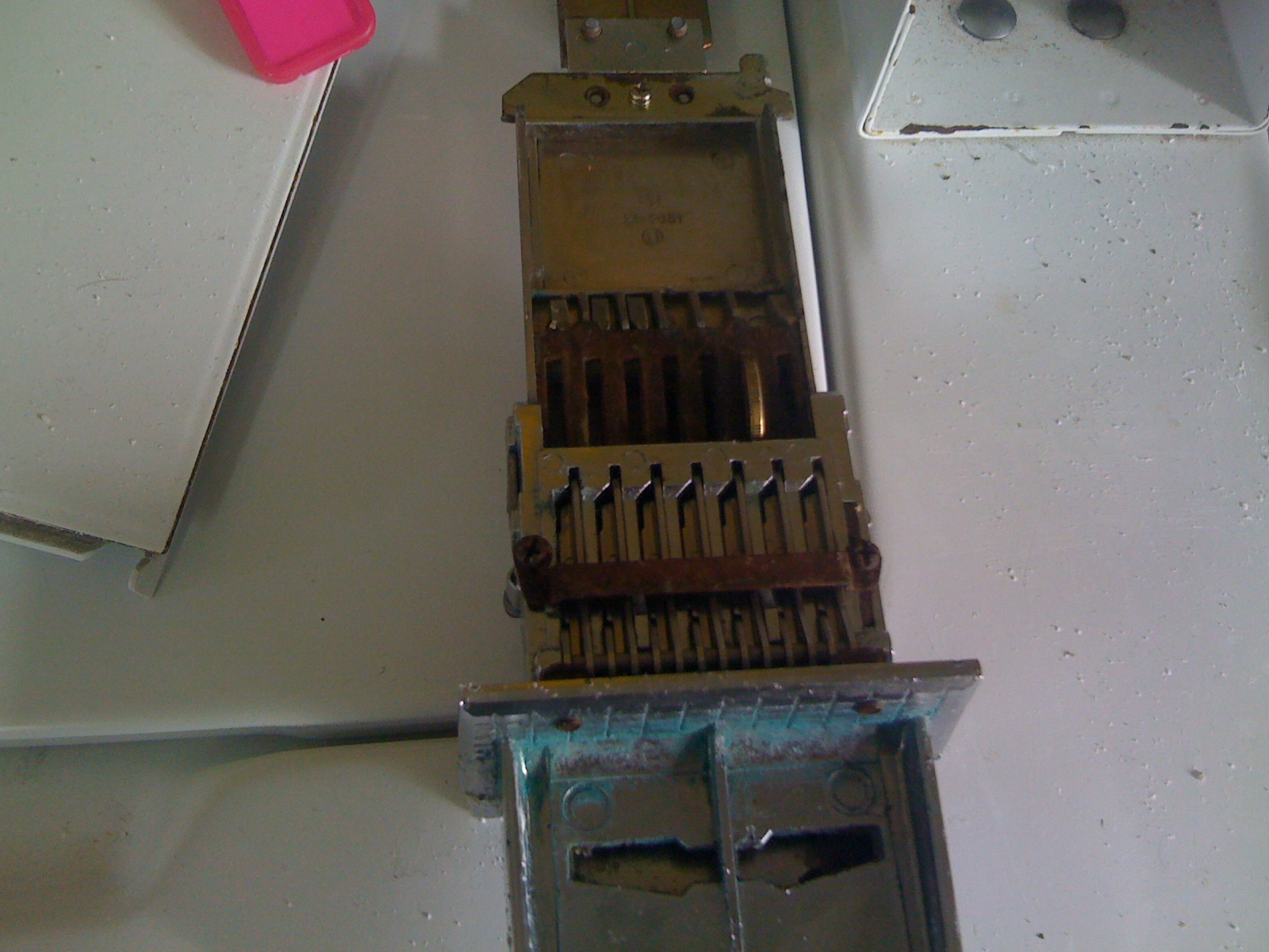How to Repair a Jammed Coinslide